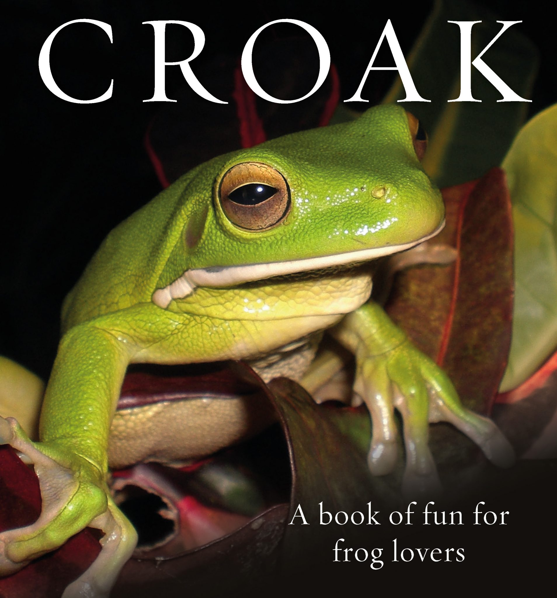 """New Book """"Croak"""" by ASG Co-Chair Phil Bishop now available"""